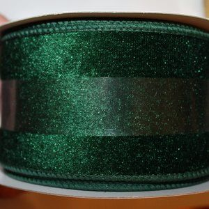 Bundle Wired Ribbon New  Gold/Green/Pink